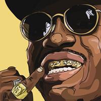 Contraband - Grimy Hood Street Rap Beat